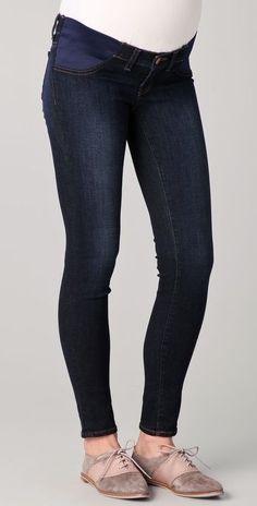 d4130344ee649 $230 J Brand 2311 Mama J Super Skinny Tencel Stretch Maternity Jeans  Palisade 28 #jbrand