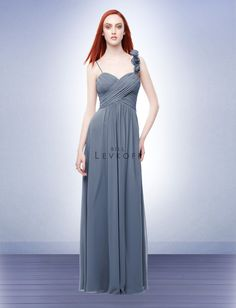 Mother of the Bride gown in Pewter