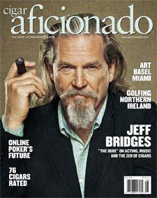 July/August 2013 edition of Cigar Aficionado