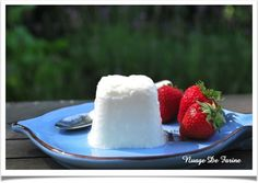 Cheese without rennet Lab, Low Fat Low Carb, Charcuterie, Cooking Time, Remarque, Low Carb Recipes, Mousse, Panna Cotta, Cheesecake