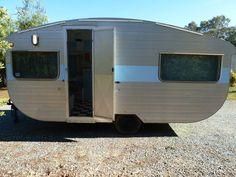 Classic Vintage Caravan | eBay 1964 4 berth Franklin Caravan