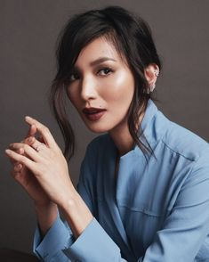 gemma_chan: One day to go… 📸: for Gemma Chan, Constance Wu, Good Looking Women, Celebrity Portraits, Female Images, Woman Crush, Asian Beauty, Just In Case, Muse