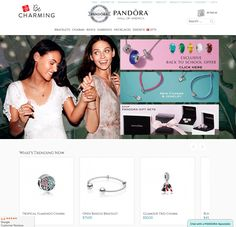 Learn how to look for identifying characteristics on PANDORA jewelry to help you determine if charms, bracelets, necklaces, and rings are real or fake copycat. Pandora Jewelry, Charm Jewelry, Pandora Charms, Jewelry Shop, Jewelry Gifts, Pandora Gift Sets, What Is Trending Now, Mall Of America, New Charmed