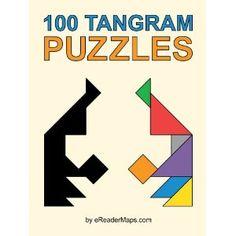 100 Tangram Puzzles (Kindle Edition)  http://www.amazon.com/dp/B007QOJIRY/?tag=helhyd-20  B007QOJIRY