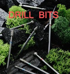 DRILL BITS Pedicure Tools, Manicure And Pedicure, Beauty Care, Drill, Health And Beauty, Hole Punch, Drills, Drill Press