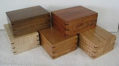 Custom Made Small Boxes