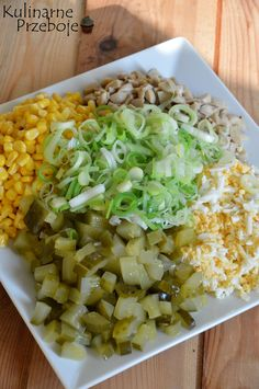 Anti Pasta Salads, Pasta Salad Recipes, Keto Cucumber Recipe, Green Bean Recipes, Cauliflower Recipes, Easy Meals, Good Food, Food And Drink, Cooking Recipes