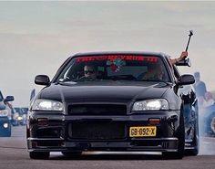 目で見るだけの車・バイクまとめ❗️ https://goo.to/article  #R34 #GTR #NISSAN #jdm #auto #car #news #video #photo #geton