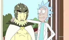 Which Rick And Morty Character Are You?