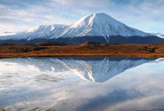 volcan Klioutchevskoï, Kamtchatka
