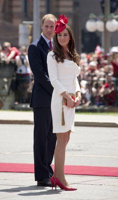 Kate Middleton in Reiss