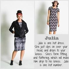 Image result for how to style a julia lularoe