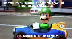 Funny luigi death stare pic from mario kart 8 what if he said it to nario? Mario Kart Memes, Super Mario Memes, Mario Kart 8, Mario And Luigi, Mario Bros, Mario Brothers, Stupid Funny Memes, Funny Relatable Memes, Funny Stuff