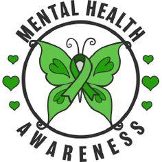 Mental Health Awareness - New Ideas Faith Foot Tattoos, Mutu System, Health Tattoo, Mental Health Awareness Month, Feet Care, Mental Illness, Health Care, Tatoos, Ink