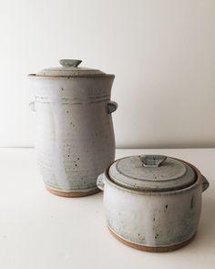 Stoneware Fermentation Crock