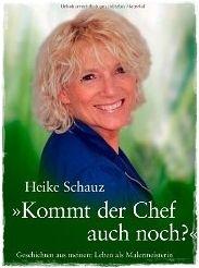 Kommt der Chef auch noch?  Für mich ein sehr lesenswertes Buch, das ich gerne weiter empfehlen kann.  Mehr über das #Handwerk von  Heike Schauz erfahren Sie auf www.apprico.de