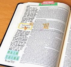 Journaling Bible | Janice Matsunaga-Mochajan | Illustrated Faith