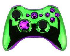 The Hulk Themed Custom  Modded Xbox 360 by GameConsole911Modz, $90.00