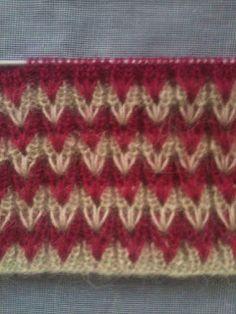 Tina's handicraft : knitting