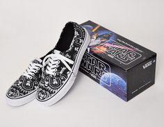 #Vans Authentic Star Wars - Stormtrooper Bandana #sneakers