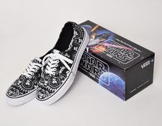 #Vans Authentic Star Wars - Stormtrooper Bandana #sneakers