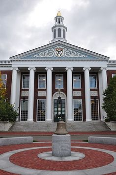 Harvard Business School, one of the country's top business schools