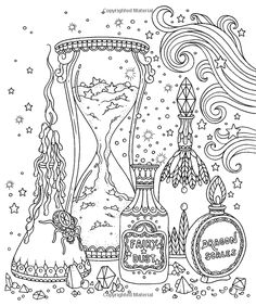 Fairy Tales Coloring Book: Published in Sweden As Sagolikt (Gsp- Trade): Emelie
