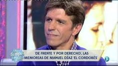 "Manuel Díaz "" El Cordobés"" presenta sus memorias en el plató de QTTF   http://www.telecinco.es/quetiempotanfeliz/podia-defender-honor-madre-defendido_2_1543530054.html"