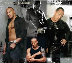 "Dwayne ""The Rock"" Johnson! =)~"