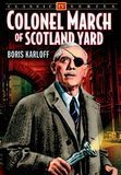 Colonel March of Scotland Yard: 4-Episode Collection [DVD]