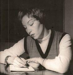 Clarice Lispector, Brazilian writer   10 December 1920 –  09 December 1977