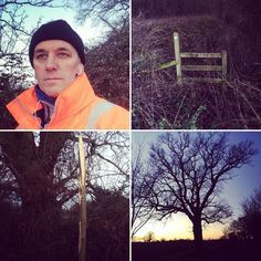 Just back from my annual seasonal solo walk. Listening to the Christmas Champions a winters tale of the Mummers play. It has to be early evening/ night cold and clear. It's my time to walk in the countryside in the woods and down the lanes and reflect. Tonight ticked all the boxes. #stovelldesign #wasalog #livingthegoodlife #essex #essexcountryside #walking #timeforreflection  #christmaschampions #walksforthesoul #walking