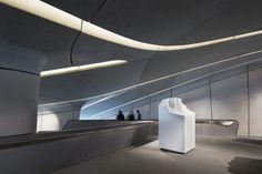 En 2015 se abrió al público un museo mirador diseñado por la arquitecta Zaha Hadid, recientemente finada.