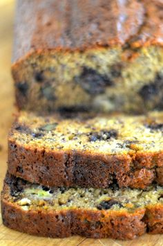 Just when you thought banana bread couldn't get any better!