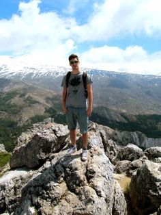 Monte Treveque, Spain, Sierra Nevada, España, hiking.  A great summit, particularly in Spring & Autumn.  Offers wonderful views of the high Sierra Nevada mountains.