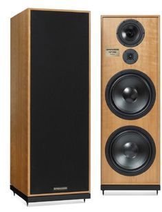 Flagship Classic speaker delivers music with captivating clarity and authentic dynamics. Audiophile Speakers, Monitor Speakers, Hifi Audio, Stereo Speakers, High End Speakers, High End Audio, Homemade Speakers, Floor Standing Speakers, Home Theatre