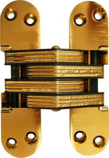 Soss Heavy Duty Concealed Hinges - for bookcase door that swings out