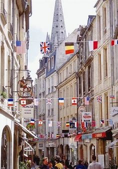 Caen, in Normandy, is one of the oldest university towns in France. Bustling with activity, it is a vibrant and attractive city on the River Orne. Brittany Ferries, Omaha Beach, Juno Beach, Honfleur, Brittany France, Caen, Travel 2017, Wanderlust, Normandy France