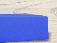 Grasshopper Posteľná plachta LUXUS - Parížská modrá 90x200