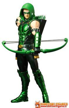 DC Comics ARTFX+ PVC Statue 1/10 Green Arrow (The New 52) 20 cm ( Kotobukiya )