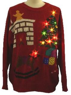 That garish jumper we all remember. Christmas Jumpers, Christmas Sweaters, My Christmas List, Argos, Merry, Memories, Clothes, Fashion, Memoirs