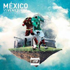 México Copa América 2016 on Behance