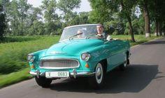 Škoda Felicia Cabriolet 1958-1964 by drive.gr