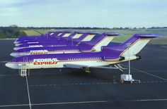FedEx Fun Fact: on our night we delivered 186 packages w/ 14 aircraft - Boeing 727 freighters Cargo Aircraft, Boeing Aircraft, Military Aircraft, Commercial Plane, Commercial Aircraft, Boeing 727, Old Planes, Air Photo, Cargo Airlines