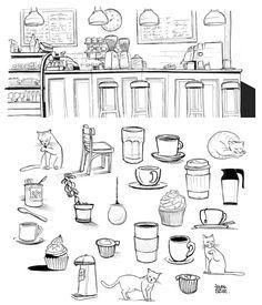 Graphic Art • Illustration • Design • Fourth Floor Studio - Ithaca