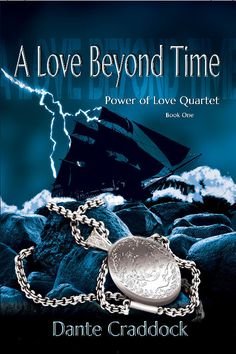 The new cover of A Love Beyond Time.  True Love Makes Anything Possible. It is the most powerful of all emotions, through its power even time can be transcended.