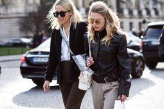 Street style Fashion Week haute couture printemps ete 2018 Paris 79