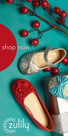 Shoes for your sweetie up to 70% off today! Click to see more now!