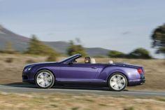 2013 Bentley Continental GTC Drive