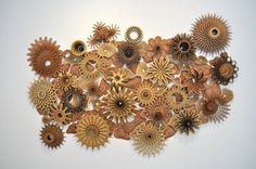 Artist's intricate laser cut sculptures mimic coral reef patterns : TreeHugger